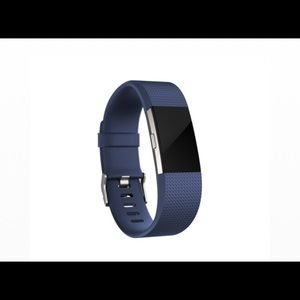 FitBit Accessories - FitBit Classic Blue Band for Charge 2